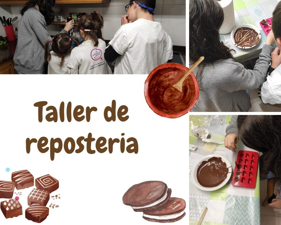 Collague fotos del taller