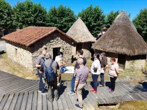 Fotos de la visita
